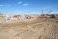 1989 February 03..Redevelopment.East Ocean View..RG MOORE BOATHOUSE.CONSTRUCTION AREA...NEG#.NRHA#..