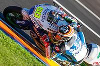 Julian Simon last qualifying session