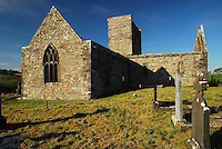 Burischoole Abbey, Co Mayo..Pic Conor McKeown