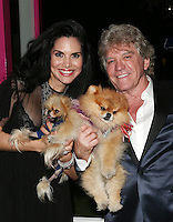 LOS ANGELES, CA - March 01: Joyce Giraud, Ken Todd, At The Opening of The New Vanderpump Dogs Rescue Center At The Vanderpump Dogs Rescue Center In California on March 01, 2017. Credit: Faye Sadou/MediaPunch