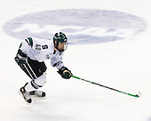 Tim Crowder (Michigan State - Victoria, BC) - The Michigan State Spartans defeated the University of Maine Black Bears 4-2 in their 2007 Frozen Four semi-final on Thursday, April 5, 2007, at the Scottrade Center in St. Louis, Missouri.