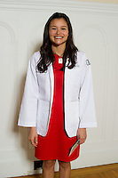 White Coat Ceremony, class of 2015. Marisa Liu.