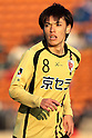 Jun Ando (Sanga), DECEMBER 29, 2011 - Football / Soccer : 91st Emperor's Cup semifinal match between Yokohama F Marinos 2-4 Kyoto Sanga F.C. at National Stadium in Tokyo, Japan. (Photo by Hiroyuki Sato/AFLO)