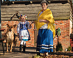 Kashubian region home of Kashubian minority in northern Poland full of tradition photos by Piotr Gesicki Hand made trditional folk embroidered regional clothes