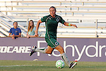24 June 2009: Christie Welsh of Saint Louis Athletica.  Saint Louis Athletica was defeated by the visiting Los Angeles Sol 1-2 in a regular season Women's Professional Soccer game at AB Soccer Park, in Fenton, MO.