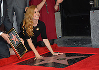 Amy Adams at Hollywood Walk of Fame Star Ceremony honoring actress Amy Adams.<br /> Los Angeles, USA 11th January  2017<br /> Picture: Paul Smith/Featureflash/SilverHub 0208 004 5359 sales@silverhubmedia.com