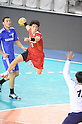 Kota Ozawa (JPN), OCTOBER 29, 2011 - Handball : Asian Men's Qualification for the London 2012 Olympic Games match between Japan 46-15 Kazakhstan in Seoul, Soth Korea.  (Photo by Takahisa Hirano/AFLO)