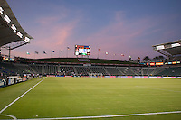 CARSON, CA – OCTOBER 9: The Home Depot Center prior to game time, October 9, 2010 in Carson California. Final score Chivas USA 3, Toronto FC 0.