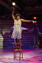 THE COLOR PURPLE, THE MUSICAL opens at the Menier Chocolate Factory. Based on the novel by Alice Walker and the Warner Bros/Amblin Entertainment Motion Picture, it is directed by John Doyle. Picture shows: Nicola Hughes (Shug Avery). Photograph © Jane Hobson.