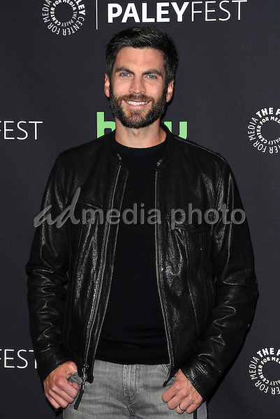 "20 March 2015 - Hollywood, Wes Bentley. The Paley Center For Media's 33rd Annual PaleyFest Los Angeles - Closing Night Presentation: ""American Horror Story: Hotel"" Held at The Dolby Theatre. Photo Credit: F.Sadou/AdMedia"