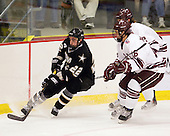 Bryant Skarda (Army - 22), Kurtis Bartliff (Colgate - 16) - The host Colgate University Raiders defeated the Army Black Knights 3-1 in the first Cape Cod Classic on Saturday, October 9, 2010, at the Hyannis Youth and Community Center in Hyannis, MA.