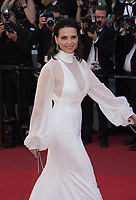 Juliette Binoche at the premiere for &quot;Okja&quot; at the 70th Festival de Cannes, Cannes, France. 19 May  2017<br /> Picture: Paul Smith/Featureflash/SilverHub 0208 004 5359 sales@silverhubmedia.com