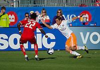 Toronto FC vs Houston Dynamo July 01 2010