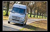 Mercedes Van - 30th November 2009