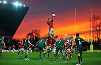 London Welsh v Leicester Tigers