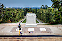 Tomb of the Unknown Soldier Changing of the Guard Arlington Cemetery