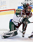 Jody O'Neill (Dartmouth - 1), Cam Atkinson (BC - 13) - The Boston College Eagles defeated the Dartmouth Big Green 2-1 (OT) on Sunday, November 30, 2008 at Thompson Arena in Hanover, New Hampshire.