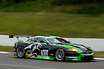 #98 Jaguar RSR Jaguar XKR: P.J. Jones, Rocky Moran Jr.