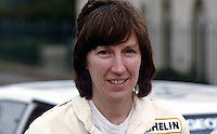 Ellen Morgan, Cumbria, England, UK, rally driver, 19850406EM..Copyright Image from Victor Patterson, 54 Dorchester Park, Belfast, UK, BT9 6RJ..Tel: +44 28 9066 1296.Mob: +44 7802 353836.Voicemail +44 20 8816 7153.Skype: victorpattersonbelfast.Email: victorpatterson@mac.com.Email: victorpatterson@ireland.com (back-up)..IMPORTANT: If you wish to use this image or any other of my images please go to www.victorpatterson.com and click on the Terms & Conditions. Then contact me by email or phone with the reference number(s) of the image(s) concerned.