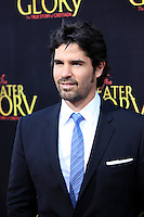 "LOS ANGELES - MAY 31:  Eduardo Verastegui arriving at the ""For Greater Glory"" Premiere at AMPAS Theater on May 31, 2012 in Beverly Hills, CA"