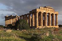 Selinunte, Segesta, Sicily