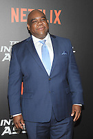 NEW YORK, NY - NOVEMBER 03:  Leonard Earl Howze attends the 'True Memoirs Of An International Assassin' New York premiere at AMC Lincoln Square Theater on November 3, 2016 in New York City. Photo by John Palmer/ MediaPunch