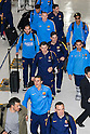 FIFA Club World Cup Japan 2015 - FC Barcelona players arrive in Japan
