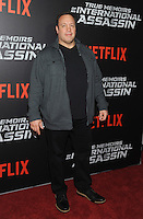 NEW YORK, NY - NOVEMBER 03:  Kevin James attends the 'True Memoirs Of An International Assassin' New York premiere at AMC Lincoln Square Theater on November 3, 2016 in New York City. Photo by John Palmer/ MediaPunch