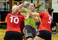 20140912: SLO, Handball - 11. Memorial Vinka Kandije, RK Krim Mercator vs ZRK Krka Novo mesto