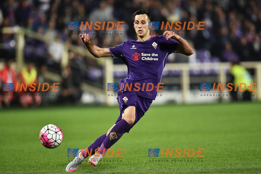 Nikola Kalinic Fiorentina <br /> Firenze 04-10-2015 Stadio Artemio Franchi Football Calcio Serie A 2015/2016 Fiorentina - Atalanta Foto Andrea Staccioli / Insidefoto