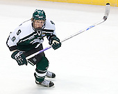 Justin Abdelkader (Michigan State - Muskegon, MI) - The Michigan State Spartans defeated the Boston College Eagles 3-1 (EN) to win the national championship in the final game of the 2007 Frozen Four at the Scottrade Center in St. Louis, Missouri on Saturday, April 7, 2007.