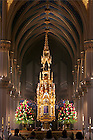 Mass in the Basilica of the Sacred Heart<br />