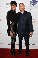 BEVERLY HILLS, CA, USA - OCTOBER 14: Jennifer Hudson, Ryan Kavanaugh arrive at the 20th Annual Fulfillment Fund Stars Benefit Gala held at The Beverly Hilton Hotel on October 14, 2014 in Beverly Hills, California, United States. (Photo by Celebrity Monitor)