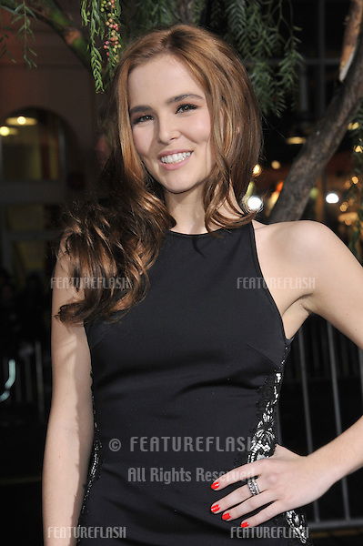 Beautiful Creatures Premiere | Featureflash Photo Agency Zoey Deutch Beautiful Creatures Premiere