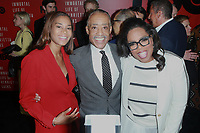 NEW YORK, NY - APRIL 18: Rev. Al Sharpton and Oprah Winfrey at &quot;The Immortal Life Of Henrietta Lacks&quot; New York Premiere at SVA Theater on April 18, 2017 in New York City. <br /> CAP/MPI99<br /> &copy;MPI99/Capital Pictures