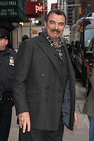MAR 05 Guests At Letterman, NY