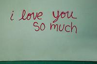 I Love You So Much Mural Austin Texas SOCO South Congress