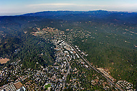 Scotts Valley California | Aerial Photography