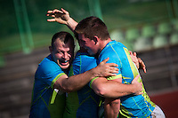 20141018: SLO, Rugby - European Nations Cup, Division 2C, Slovenia vs Serbia