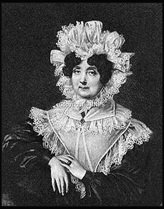 BNPS.co.uk (01202 558833)<br /> Pic: BNPS<br /> <br /> Lord Nelson's wife Lady Frances Nelson<br /> <br /> Fascinating letters in which a cash-strapped Admiral Lord Nelson fired a financial broadside at his commanding officer in an unseemly row over prize money have come to light.<br /> <br /> The letters from Nelson's banker relate to much needed bounty the one-armed sailor felt he was due in the wake of one of the most lucrative naval engagements in history. <br /> <br /> Nelson had been overlooked a pay out for the 1799 capture of two Spanish frigates loaded with gold bullion which had a combined value of &pound;650,000 - &pound;65m in today's money.<br /> <br /> Nelson, who by this stage had to pay a hefty mortage on his grand home in Surrey, was in debt to ex-wife Fanny and had to keep mistress Emma Hamilton in the style she was accustomed to, was livid.<br /> <br /> Mellors &amp; Kirk auctions - 22 March - Est &pound;3000.