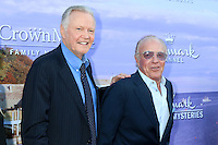 BEVERLY HILLS, CA - JULY 27: Jon Voight, James Caan at the Hallmark Channel and Hallmark Movies and Mysteries Summer 2016 TCA press tour event on July 27, 2016 in Beverly Hills, California. Credit: David Edwards/MediaPunch