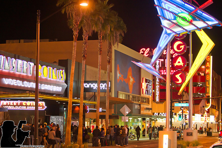"""Fremont Street East  2011 1st Friay """"Rock th Block"""""""