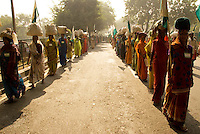 Janadesh Walk for Land 2007