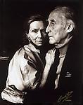 Bill Brandt and Noya Brandt 1981-3