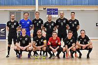 20160924 Capital Futsal Roadshow - Futsal Whites v Capital Futsal