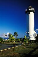 Puerto Rico, Rincón, Lighthouse (El Faro)