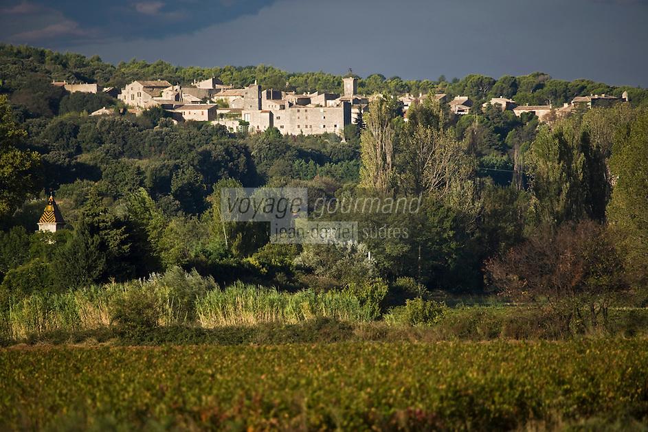 Europe/France/Languedoc-Roussillon/30/Gard/Saint- Siffret: