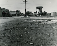 1969 May 20..Redevelopment...Bell-Diamond (A-1-3)..Corner of Middleses Street and Fluvanna Street..Dennis Winston.NEG# DRW69-21-29.NRHA#..
