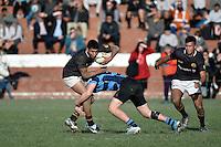 89th Quadrangular Rugby Tournament - Wellington College v Nelson College at Wellington College, Wellington, New Zealand on Wednesday 1 July 2015.<br /> Photo by Masanori Udagawa. <br /> www.photowellington.photoshelter.com.