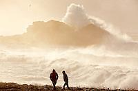 Iroise Sea Storm